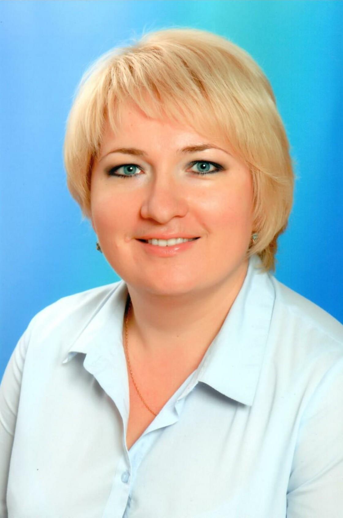 Максимочкина Ирина Михайловна